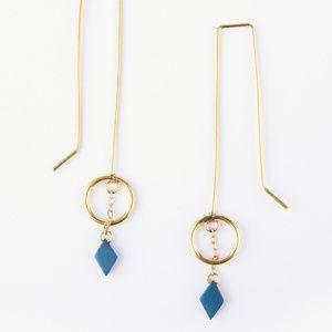 Saraswati Earrings